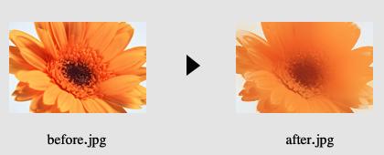 画像の加工6